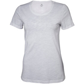 North Bend Slub Tee Women white